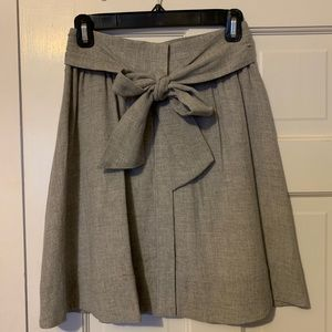 Club Monaco - Grey Skater Skirt